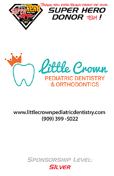 Little Crown Pediatric Dentistry Company Logo